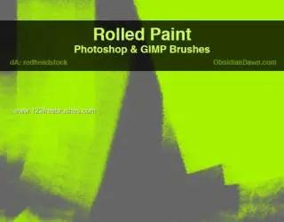 Paint Strokes 33