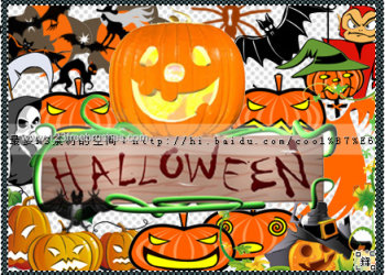 Free Adobe Photoshop Halloween Brushes Free
