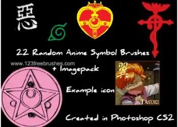 Anime Symbols