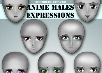 Anime Males
