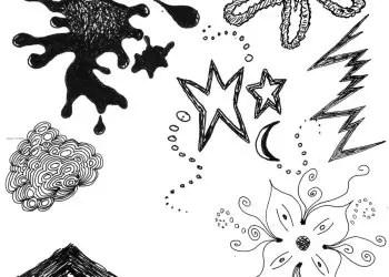 Hand Drawn Elements