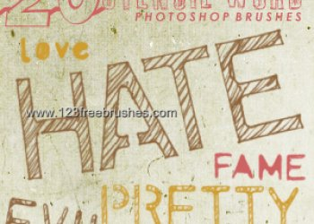 Stencil Word