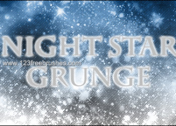 Night Star Grunge