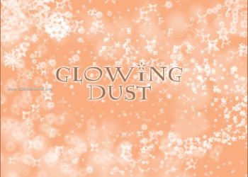 Glowing Dust