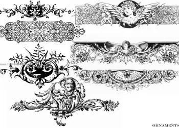 Victorian Ornaments