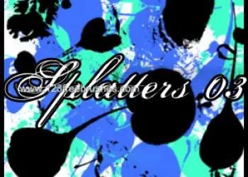 Ink Splatter Paint 103