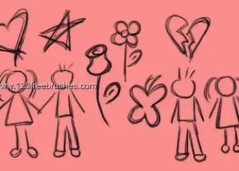 Sketchy Doodles 1