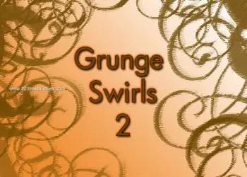 Grunge Swirl 2