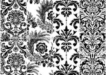 Damask Pattern 5