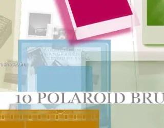 Polaroid Frames Set 24