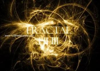 Fractal Brushes Photoshop