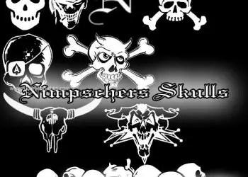 Crossbones Skulls