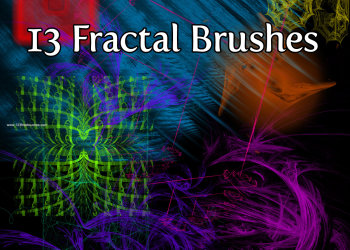 Abstract Arrow Brushes
