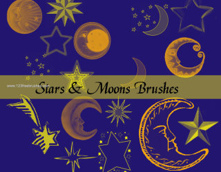 Stars and Moons
