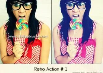 Retro Action