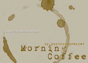 Morning Coffee Stains