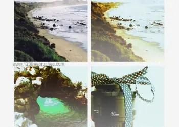 Nature Landscape Photoshop Actions