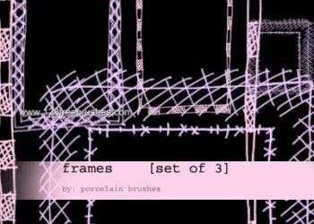 Drawn Frames