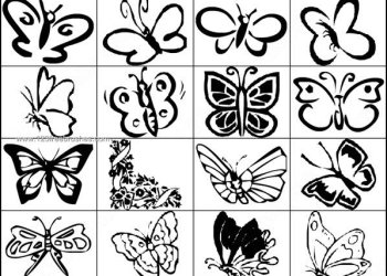 Free Brushes for Photoshop Butterfly