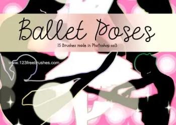 Ballet Poses