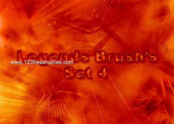 Abstract Background Brushes Photoshop