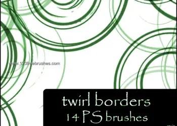 Twirl Borders