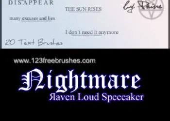 Raven Loud Speeeaker Lyrics