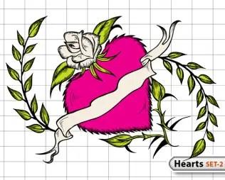 Heart Vectors -