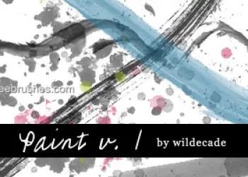 Paint Strokes 18