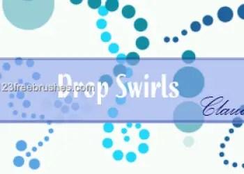 Drop Swirls