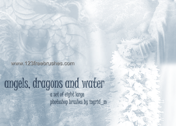 Angels Dragons and Water