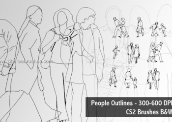 People Outlines