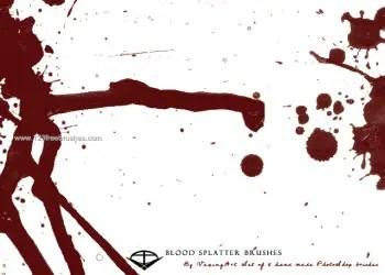 Blood Splatter 5