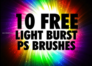 Hi-Res Light Burst