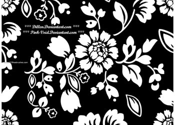 Floral Ornament Brushes Free
