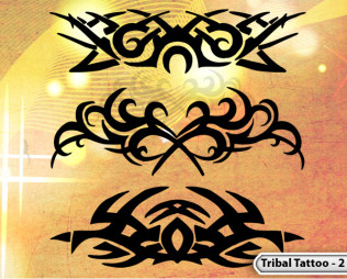 Vol.2 : Tattoo Tribal Designs