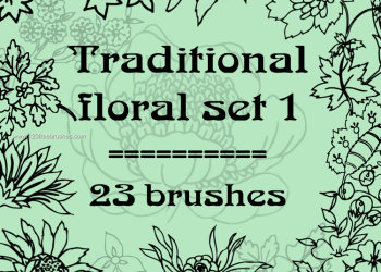 Traditional Floral
