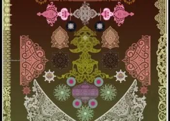 Islamic  Arabesque Ornaments