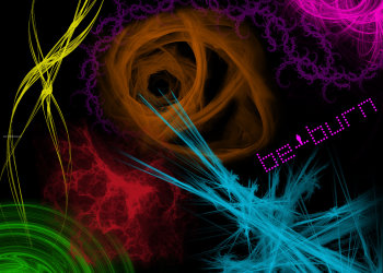 Abstract Brushes In Photoshop