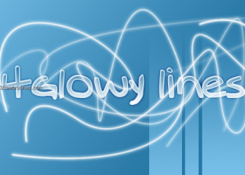 Glowy Lines