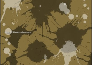 Ink Splatter Paint 44