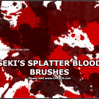 Blood Splatter 11