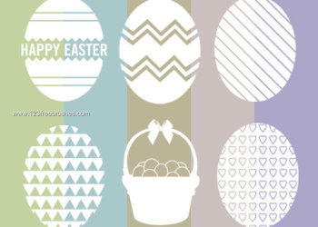 Easter 2012 Brushes Set