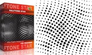 Halftone Star Pack