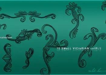 Victorian Swirls