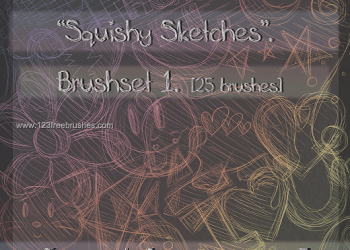 Squishy Scribbles