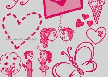 Valentines Doodle