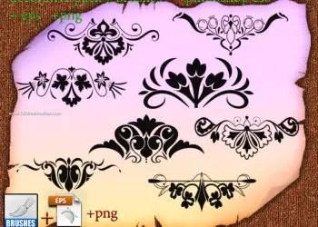 Decorative Floral Designs