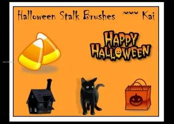 Halloween Stalk