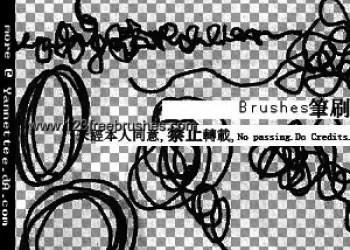 Scribble Lines 1